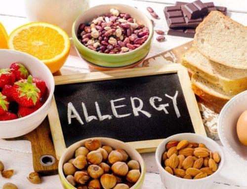 Recepten bij voedselallergie